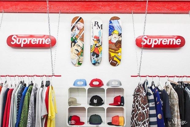 6 новых магазинов уличных марок. Изображение № 2.