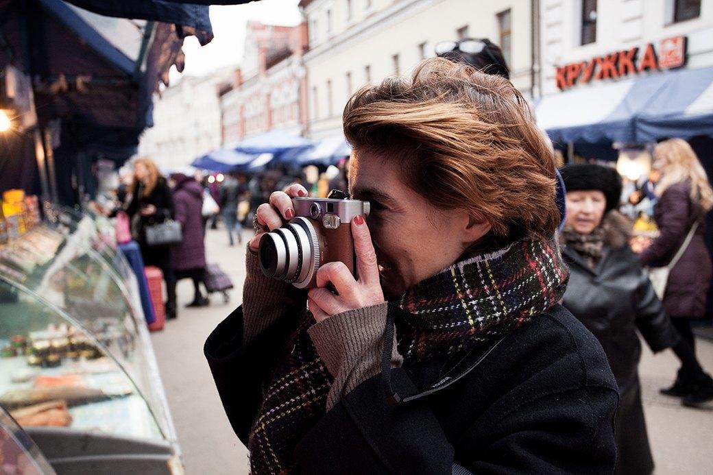 Один день из жизни творческих людей Москвы  . Изображение № 20.