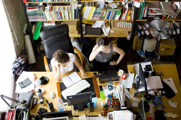 Офис недели: Production Ru и Egonomics. Изображение № 23.