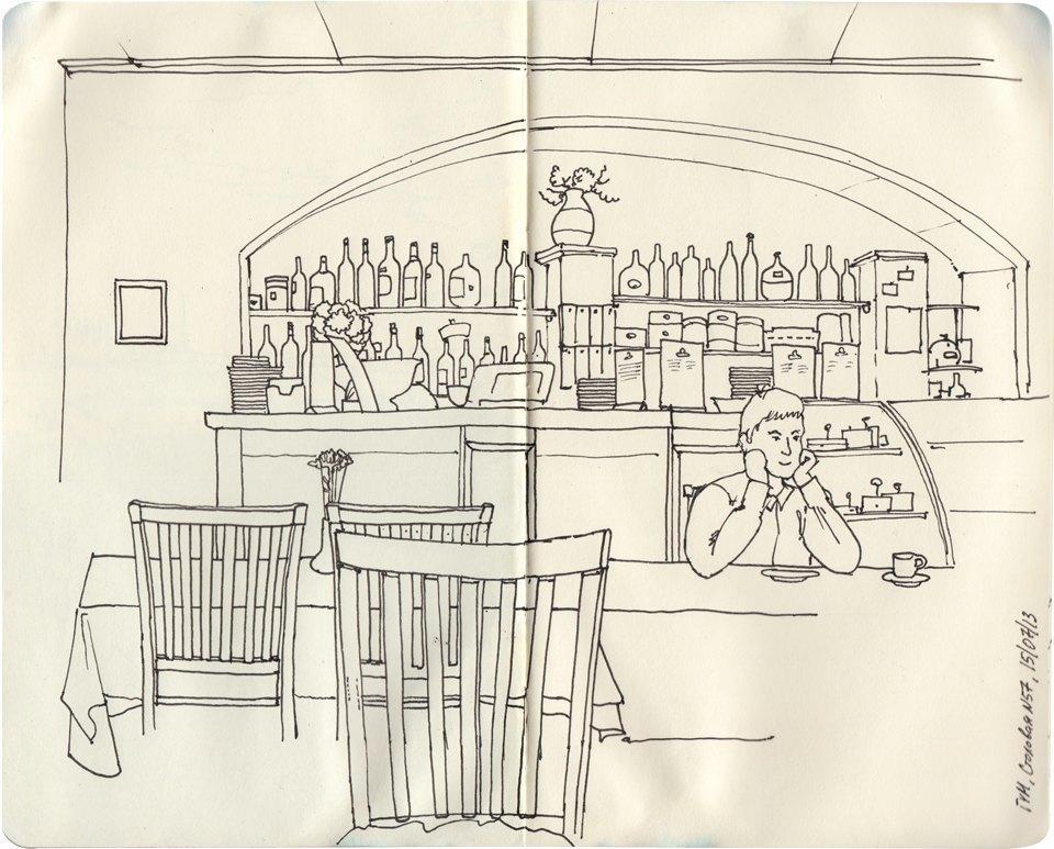 Клуб рисовальщиков: ГУМ. Изображение № 2.