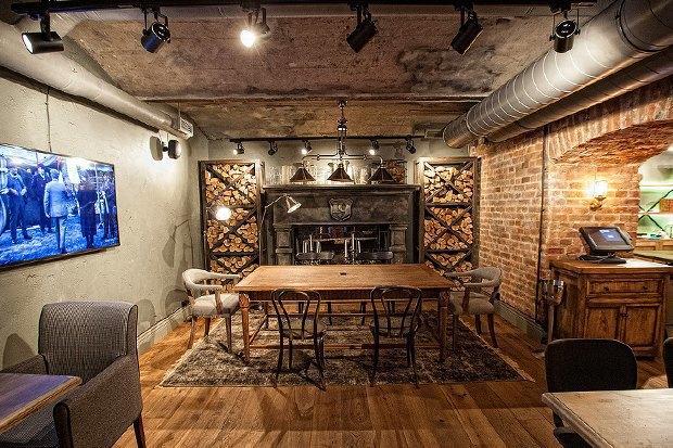 Ресторан и бар Elements, кафе «Федя, дичь!», киоск Q-tab Lab ибар Dobro. Изображение № 10.