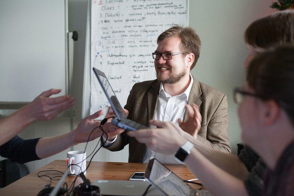 Смартфон vs. компьютер: Что нужнее в работе CEO стартапа. Изображение № 6.