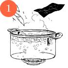 Рецепты шефов: Окрошка встиле Nobu. Изображение № 4.