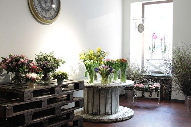 Наулице Марата открылся цветочный магазин Joy. Изображение № 1.