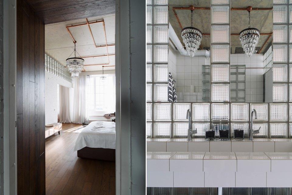 Трёхкомнатная квартира виндустриальном стиле. Изображение № 24.