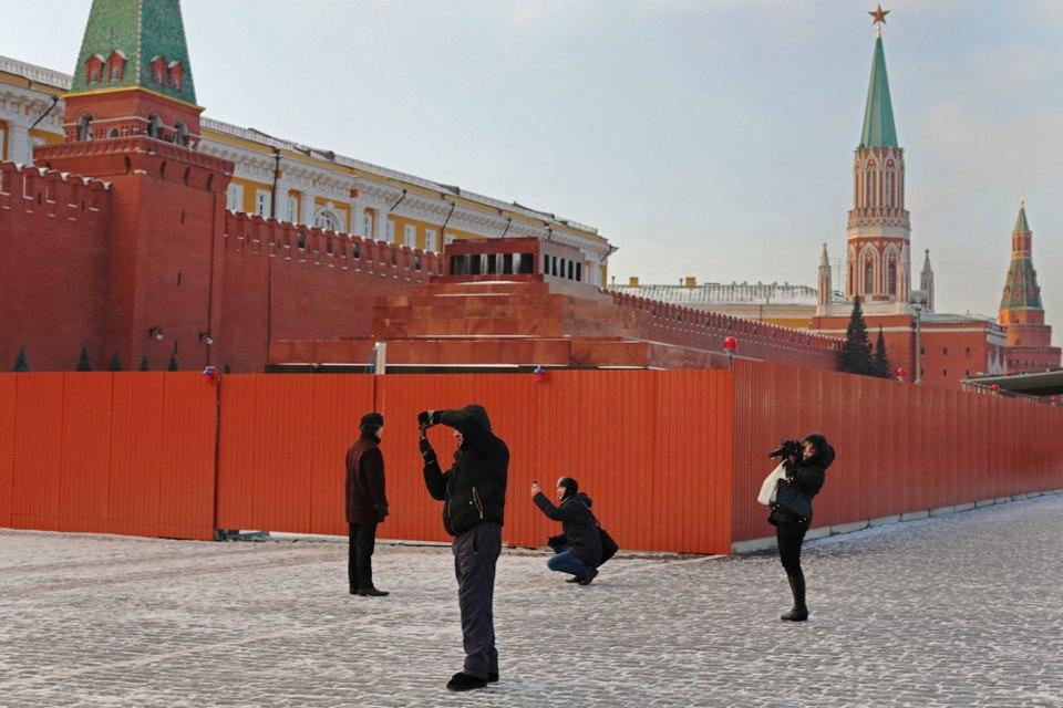 Камера наблюдения: Москва глазами Марии Плотниковой. Изображение № 10.