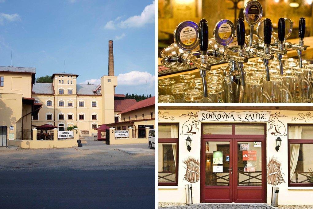 «Киншперский заяц»: Как россиянин восстановил старинную чешскую пивоварню. Изображение № 2.