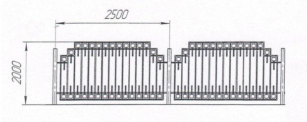 Госдуму оградят двухметровым забором. Изображение № 1.