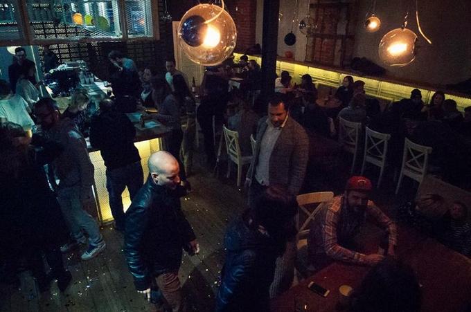 Проект Durum-Durum открыл своё первое кафе. Изображение № 1.