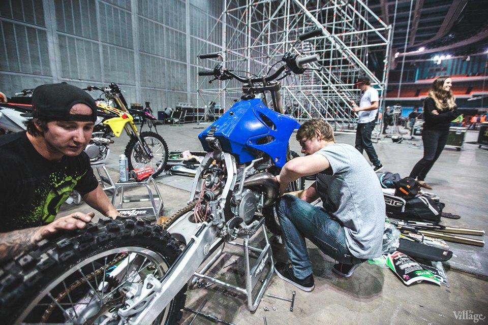 Фото дня: Шоу Nitro Circus в России. Изображение № 16.
