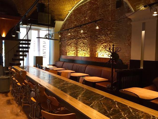 На Большой Лубянке открывается ресторан русской иевропейской кухни «Чагин». Изображение № 1.