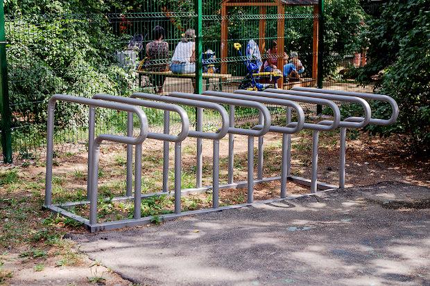 Новости парков: Артхаус в саду Баумана, велопарковки в «Кузьминках» и Wi-Fi почти везде. Изображение № 6.