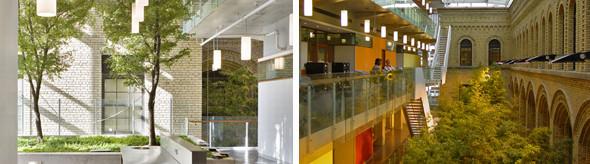 Центр клеточных и биомолекулярных исследований им. Теренса Доннелли при университете Торонто, Торонто, Канада, 2005. Изображение № 4.