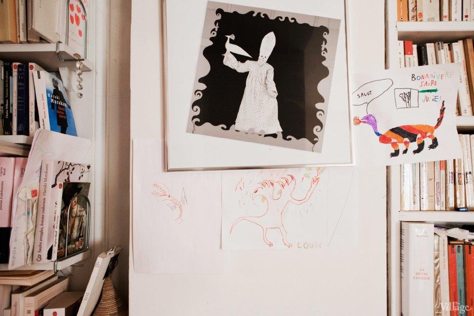 Квартиры мира (Париж): Дом в районе Монтрёй. Изображение № 19.
