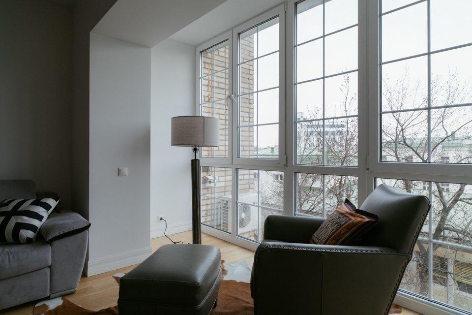 Трёхкомнатная квартира вГагаринском переулке. Изображение № 9.