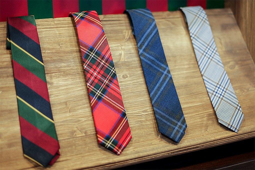 Chehov: Как производство галстуков превращается вателье. Изображение № 1.