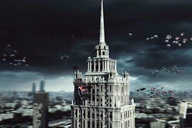 Как рушили Москву: От Тома Круза до Брюса Уиллиса. Изображение № 22.