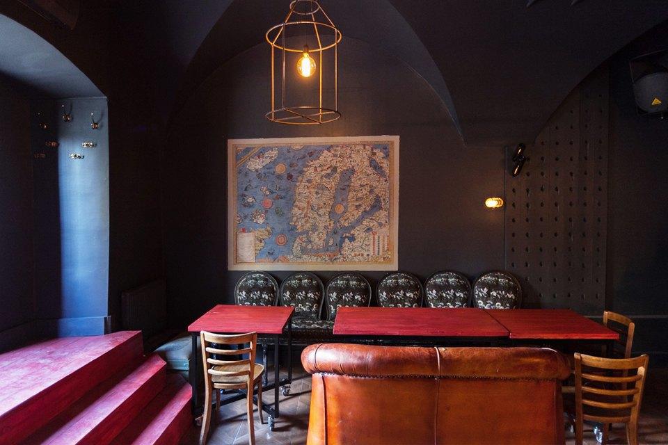 Винный бар prostovino в«Третьем кластере». Изображение № 8.