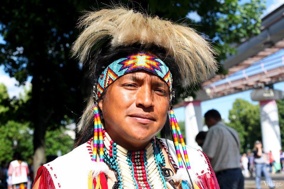Гости столицы: Как вМоскве оказались индейские музыканты. Изображение № 25.