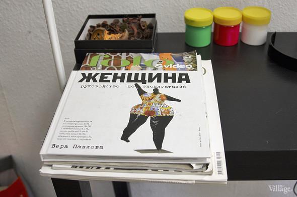 Офис недели (Петербург): Имидж-студия «PROявление». Изображение № 29.