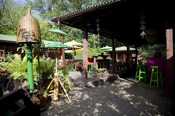 Изображение 5. Кафе «Лебединое озеро» откроется 30 апреля.. Изображение № 6.