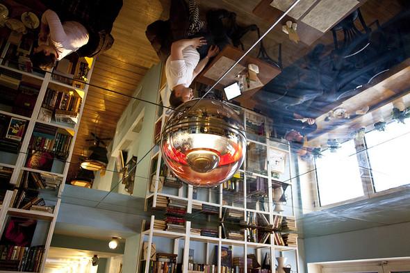 После прочтения съесть: 5 кафе при магазинах. Изображение № 16.