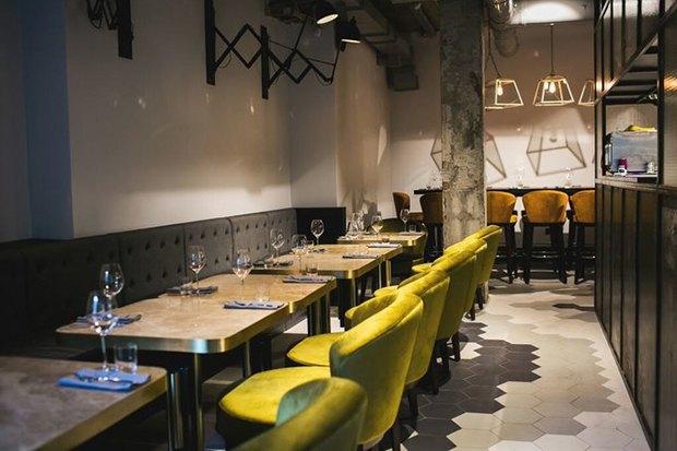Рестораны Erwin, «Ехал грека через реку» и Friendly, бар 15 Kitchen+Bar. Изображение № 2.