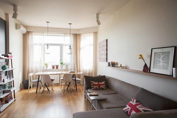 Избранное: 16 дизайнерских квартир. Изображение № 1.