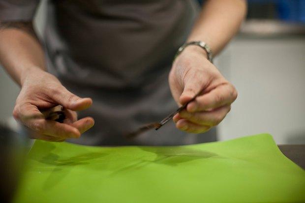Шеф дома: Ягненок, хумус иоблепиховый десерт шефа «Стрелки». Изображение № 80.
