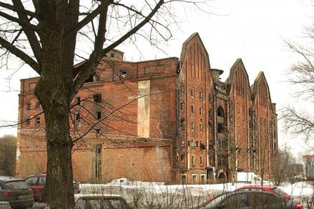 Солодовня завода «Бавария» . Изображение № 1.