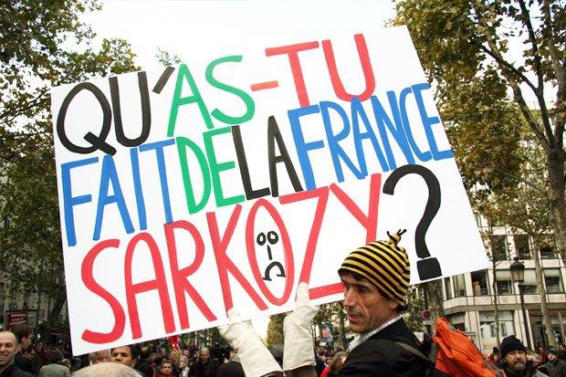 Как у них: Чего требуют на митингах жители Афин, Минска, Тель-Авива и Гонконга. Изображение № 20.
