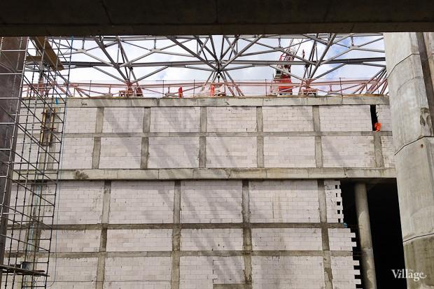 Фоторепортаж: Каким будет новый терминал Пулкова. Изображение № 48.