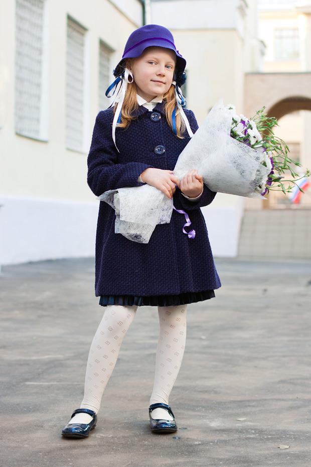 Дети в городе: Как одеты школьники. Изображение № 1.