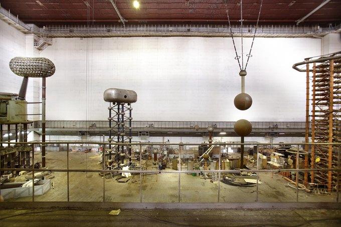 В здании бывшей лаборатории откроется площадка для творчества Tesla4000 . Изображение № 2.