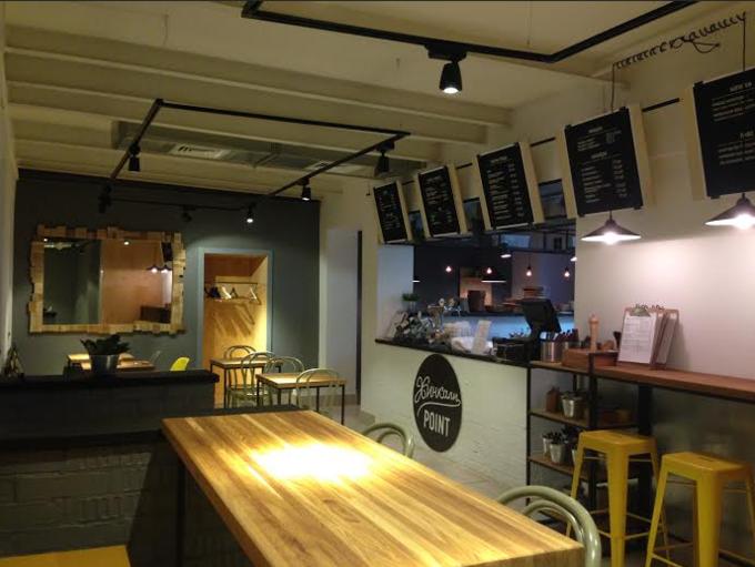 На улице Забелина открылось кафе грузинской кухни «Хинкали Point». Изображение № 1.