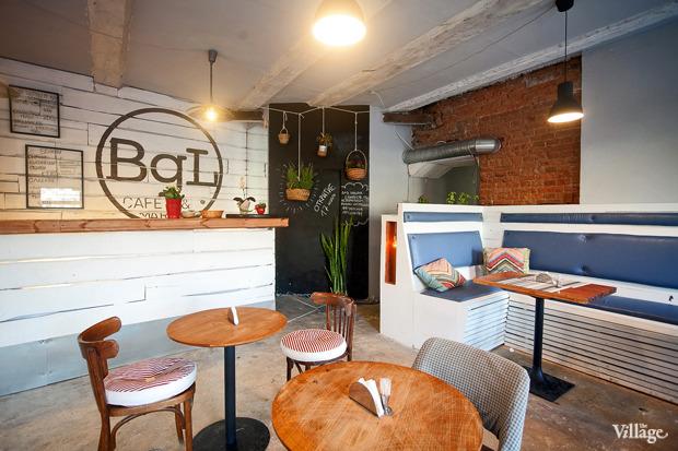 Новое место (Петербург): Бейгельная BGL Cafe & Market. Изображение № 2.