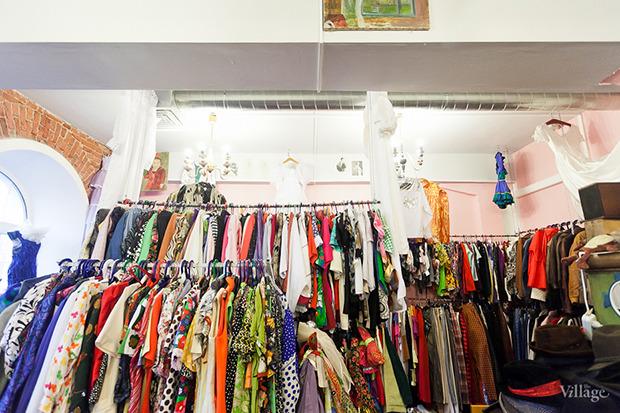 Гид по секонд-хендам и винтажным магазинам: 11 мест в Петербурге. Изображение № 8.