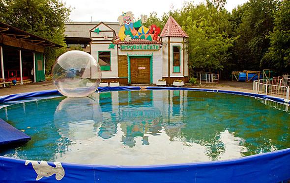Карусель-карусель: 6 московских парков аттракционов. Изображение № 85.