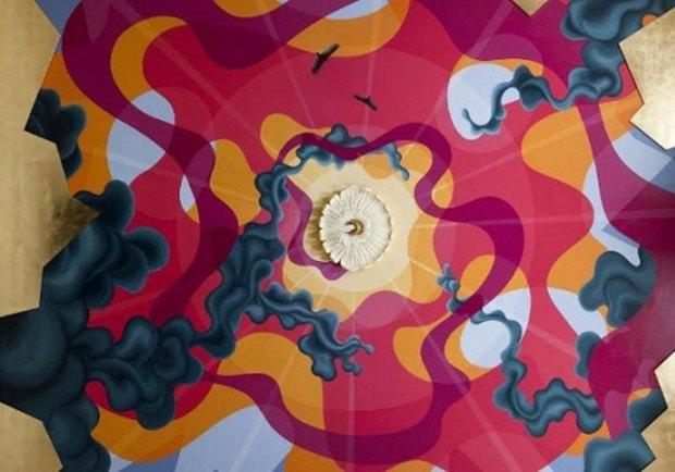 Каретный проезд вПетергофе приспособили под галерею современного искусства. Изображение № 1.