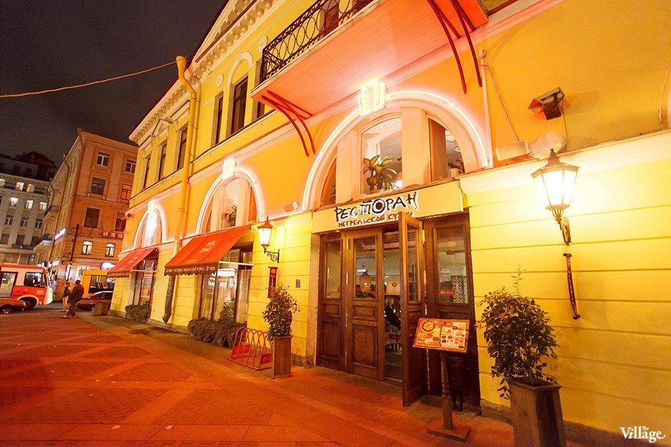 От заката до рассвета: 24 места, где можно поесть ночью в Петербурге. Изображение № 28.
