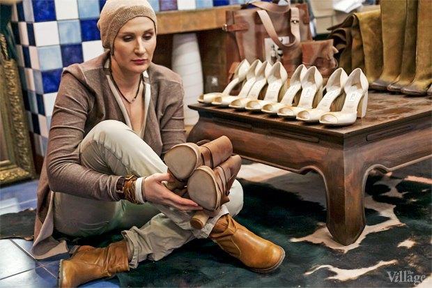 Сделано в Киеве: Обувь Snezhana Nekh. Изображение № 4.