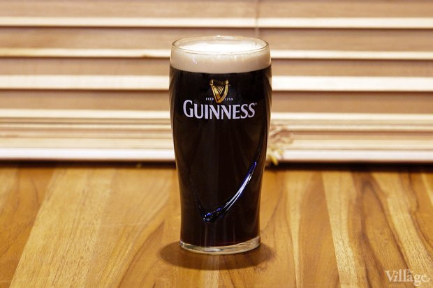 Пиво Guiness — 290 рублей за 0,5 л. Изображение № 18.