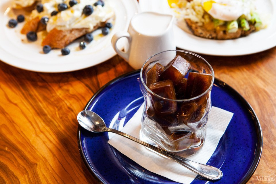 Пока ты спал: Ранние завтраки в Москве. Изображение № 25.