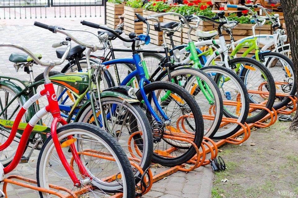 Сделано в Киеве: Велопрокат GreenGo Bike. Изображение № 2.