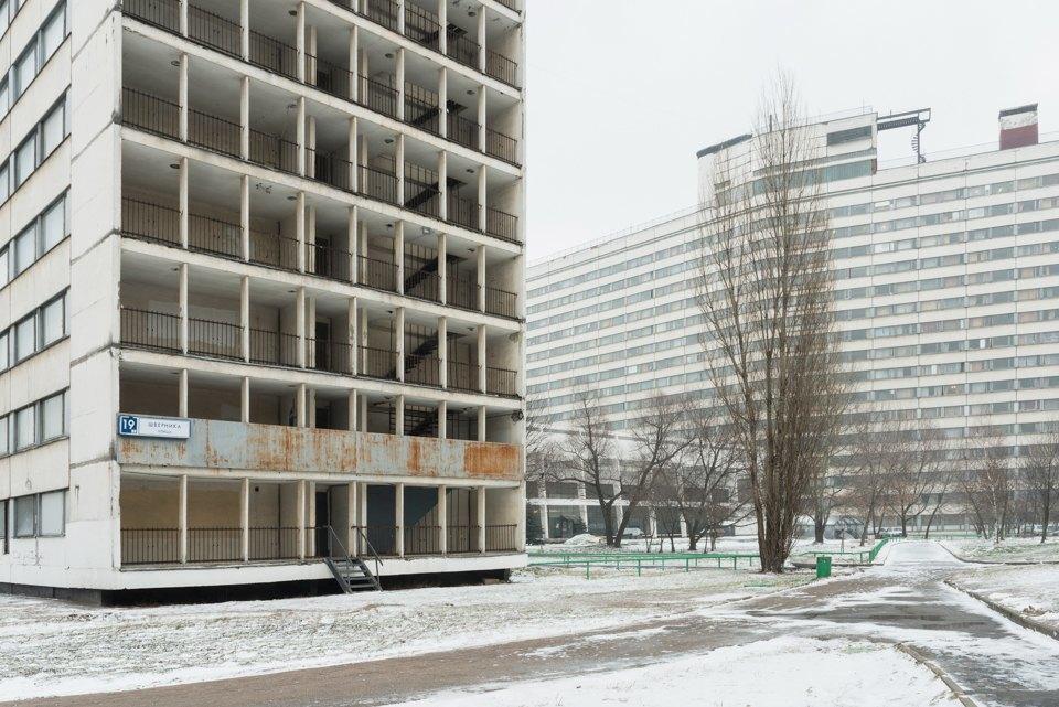 Мария Серова — о том, как появилось главное общежитие Москвы на улице Шверника. Изображение № 9.