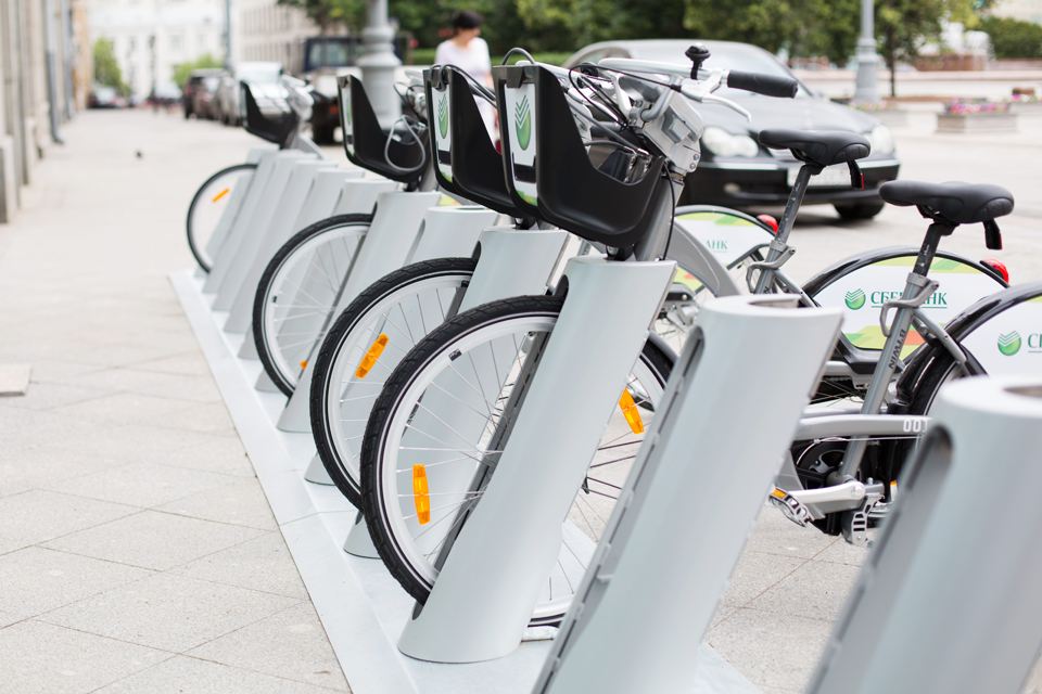 Тест-драйв новых велосипедов городскогопроката. Изображение № 10.