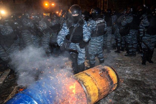 Площадь революции: Евгений Сафонов о том, почему все города должны завидовать Киеву. Изображение № 5.