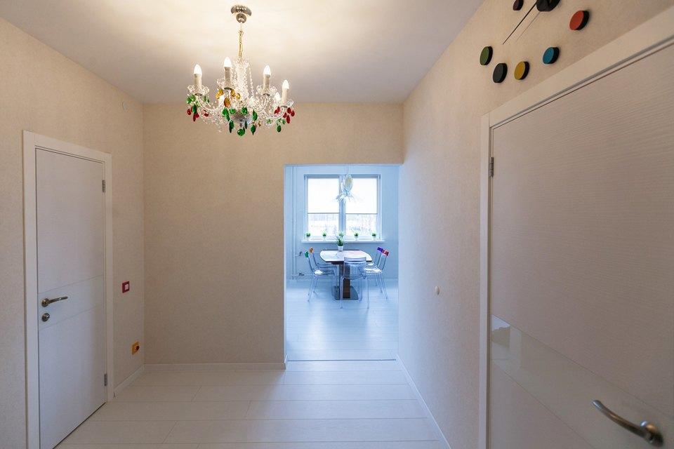 Квартира для семьи с двумя детьми. Изображение № 15.