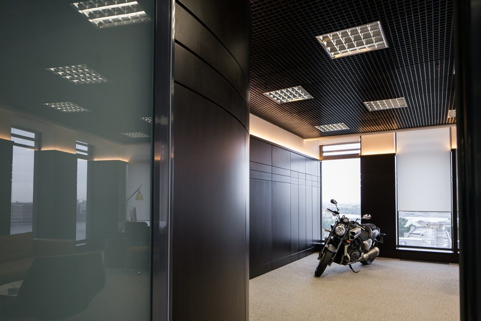 Офис ломоперерабатывающего предприятия «Мера». Изображение № 7.