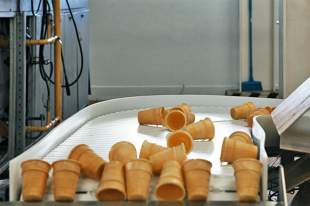 Производственный процесс: Как делают мороженое. Изображение № 19.